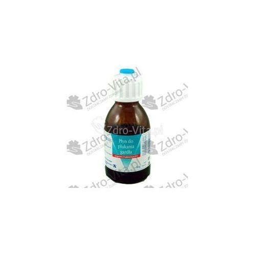 Gargarisma prophylacticum płyn do płukania gardła 30 g, postać leku: płyn