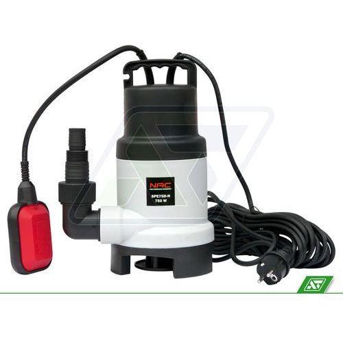 Nac Pompa do wody  spe 75d-n 750 w