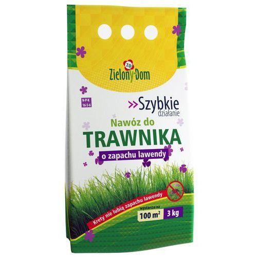 Nawóz do trawnika o zapachu lawendy 3KG