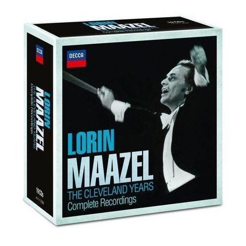 Lorin Maazel - THE CLEVELAND YEARS COMPLETE RECORDINGS (0028947877790)