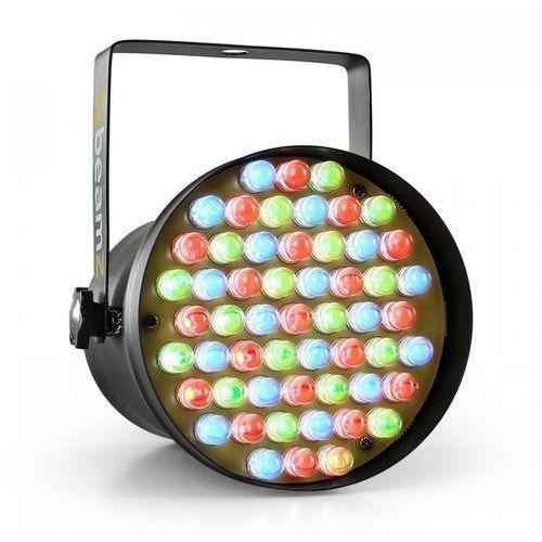 PAR36 promiennik SPOT 55 x 10mm LED DMX RGB