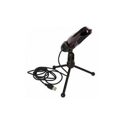 mikrofon usb ze statywem stołowym marki Hq power