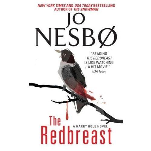 The Redbreast. Rotkehlchen, englische Ausgabe Nesbø, Jo (9780062068422)