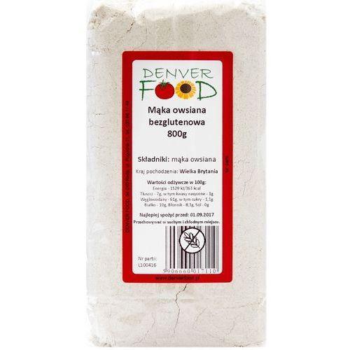 Mąka kokosowa bezglutenowa bio 750 g marki Denver food