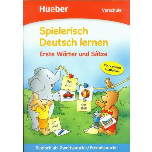 Spielerisch Deutsch lernen Vorschule (2008)