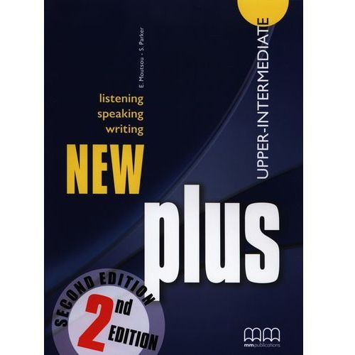 New Plus Upper-Intermediate 2nd Edition Student's Book, MM Publications