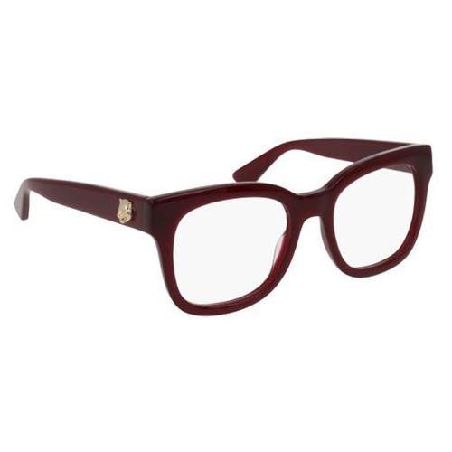 Okulary Korekcyjne Gucci GG0033O 011