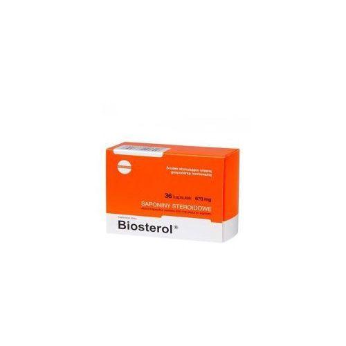 MEGABOL Biosterol 36kaps., 8594-28170