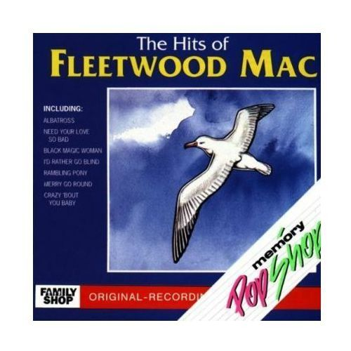 FLEETWOOD MAC - THE HITS OF FLEETWOOD MAC (CD) (5099746627225)