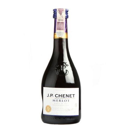 J.P. Chenet J.P. CHENET 250ml Merlot Wino francuskie czerwone półwytrawne z kat. alkohole