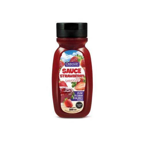 OSTROVIT Sauce - 320ml - Strawberry Smooth