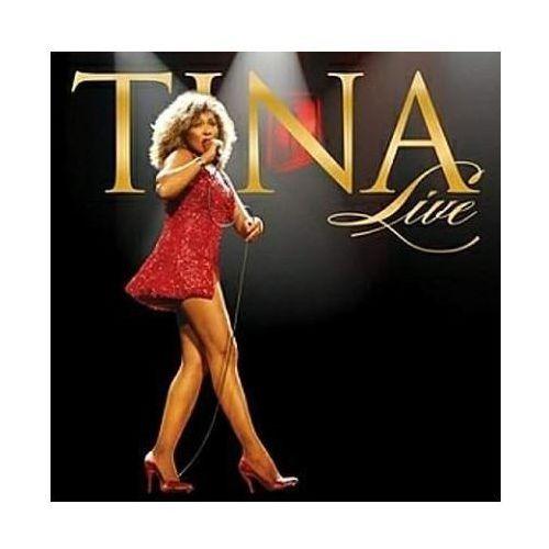Emi music Tina turner - tina live ! (cd+dvd) (5099968853129)