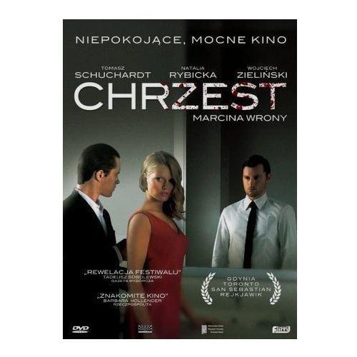 Chrzest (DVD) - Grzegorz Jankowski, Grażyna Trela, Dariusz Glazes (5906619090843)