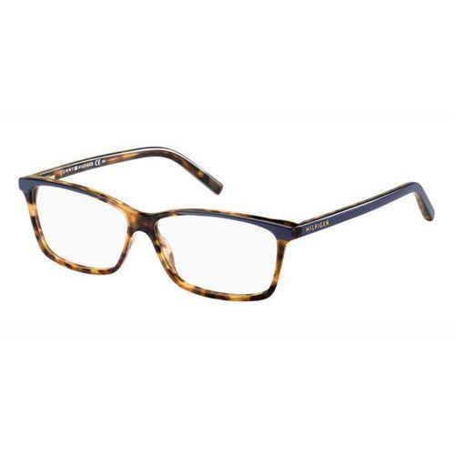 Tommy hilfiger Okulary korekcyjne th 1123 4kr