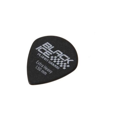 duralin extra heavy 1.50mm black ice kostka gitarowa marki Planet waves