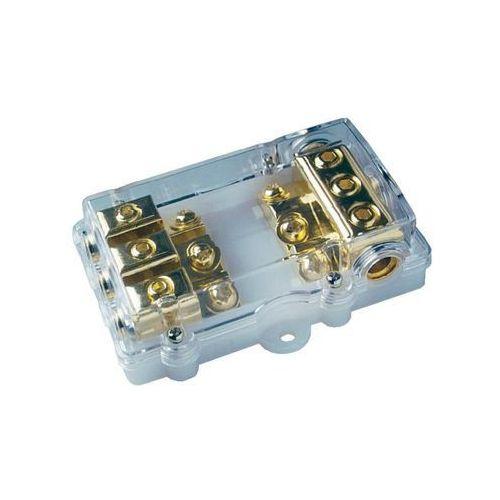 Kostka do bezpieczników Sinuslive M-ANL-3/3, 3x 16 mm2 / 3x25 mm2 - z kategorii- pozostały sprzęt samochodowy audio/video