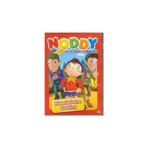 Film CASS FILM Noddy w Krainie Zabawek: Niewidzialne Gobliny (Nowa Seria) Noddy in Toyland (5905116010828)