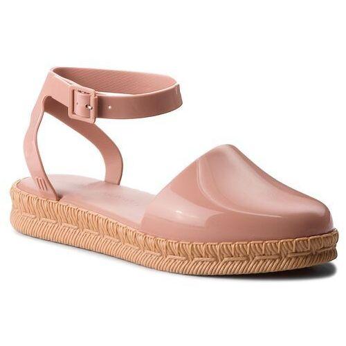 Sandały MELISSA - Espadrille + Jason Wu 32353 Pink/Beige 52623