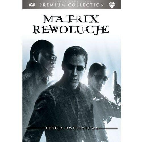 Matrix: Rewolucje. Premium Collection (2 DVD) (7321909332096)