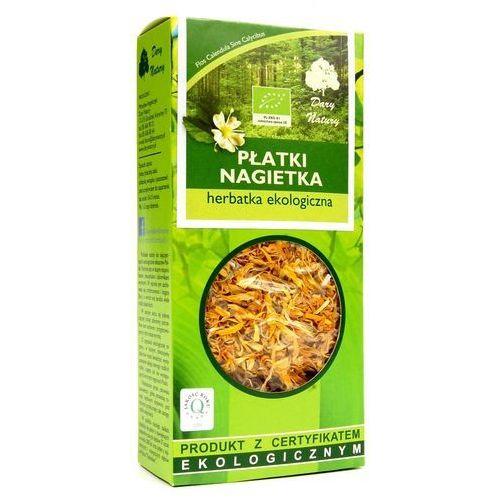 Dary Natury Płatki nagietka Herbatka ekologiczna 25g (5902741006110)