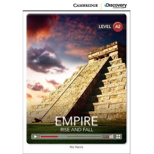 Empire: Rise and Fall. Cambridge Discovery Education Interactive Readers (z kodem) (24 str.)