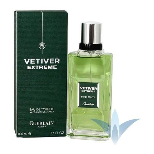 Guerlain Vetiver Extreme EDT 100 ml Unbox
