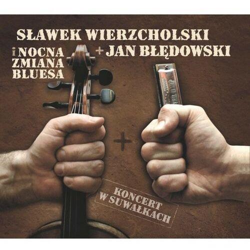Sławek Wierzcholski - Koncert w Suwałkach (5902114894603)