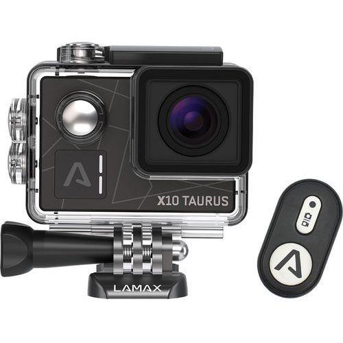 Lamax Kamera sportowa x10 taurus + zamów z dostawą jutro! + darmowy transport! (8594175351385)