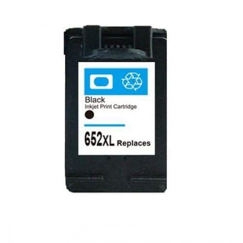 Zgodny tusz HP 652 XL (F6V25AE) czarny DJ1115 2135 3635 3835 4535 od MBM, D135-6546A