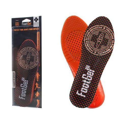 Sportowe wkładki do butów sport - wkładki sportowe ||wkładki żelowe marki Footgel