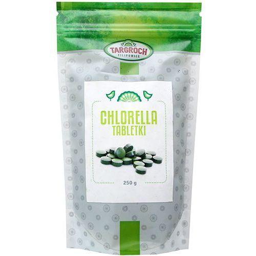 TARGROCH 250g Chlorella tabletki Suplement diety, TG025