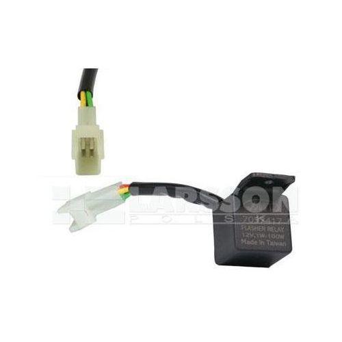 Przerywacz do Kierunkowskazów LED 12V (1-100W), 4 piny 1320492 Honda CB 1300, VFR 800, NT 650, CBR 600