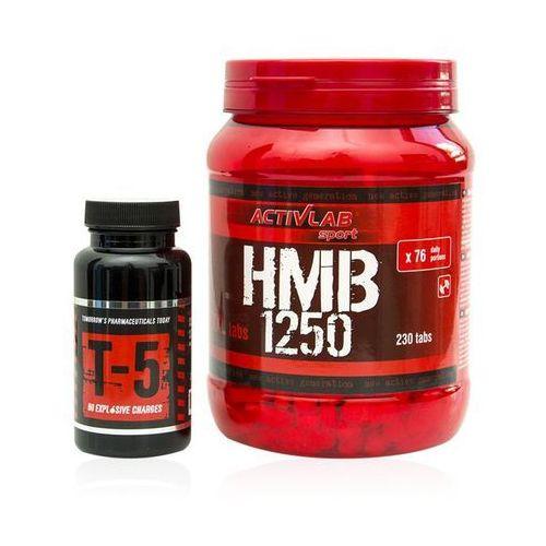 T5 Zion Labs T-5 60caps + ActivLab HMB 1250 230 tab