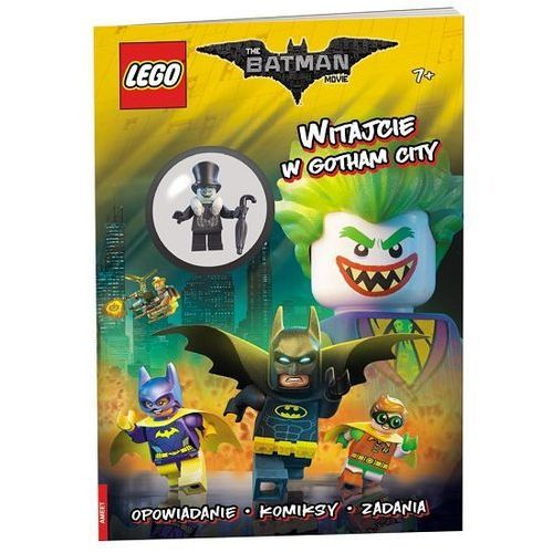 THE LEGO® BATMAN MOVIE. WITAJCIE W GOTHAM CITY!