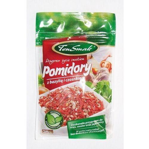 pomidor z bazylią i czosnkiem 40g marki Tensmak