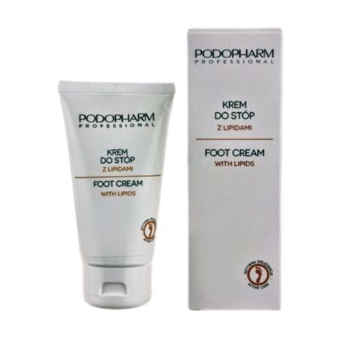foot cream with lipids krem do stóp z lipidami (75 ml) marki Podopharm
