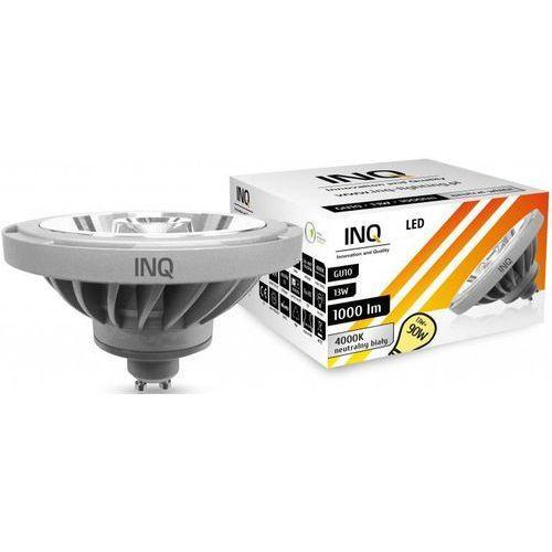 Żarówka LED INQ FL 840 Silver-Grey 13W AR111 GU10