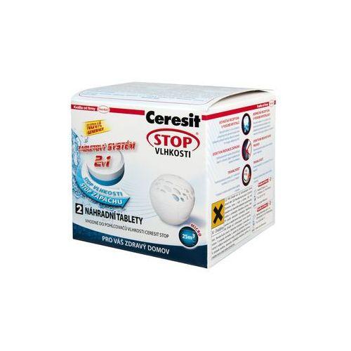 Ceresit  tabletki wymienne stop wilgoci 300 g 2w1, kategoria: pochłaniacze wilgoci