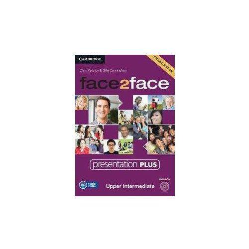 face2face Upper Intermediate Presentation Plus (Płyta DVD)