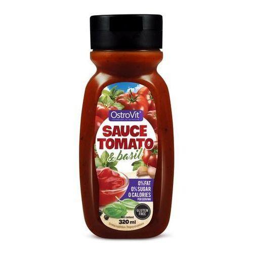 OstroVit Sauce Tomato&Basil ZERO - 320ml, 009167
