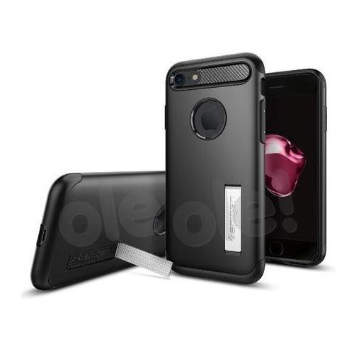 slim armor 042cs20647 iphone 7 (czarny) - produkt w magazynie - szybka wysyłka! marki Spigen