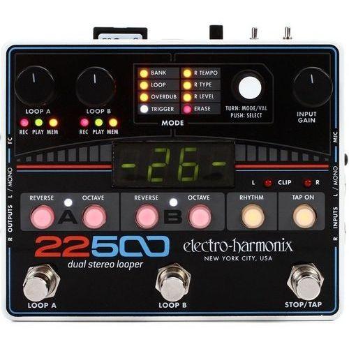 Electro harmonix 22500 dual stereo looper marki Electro-harmonix