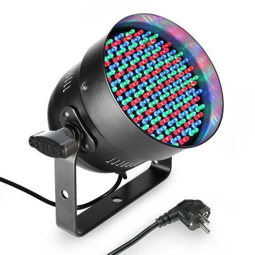 Cameo PAR 56 CAN RGB 05 BS - reflektor PAR 151x5 mm LED RGB w czarnej obudowie
