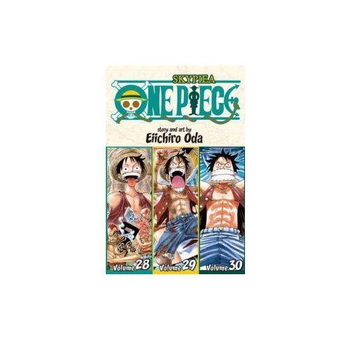 One Piece: Skypeia 28-29-30, Vol. 10 (Omnibus Edition) (9781421555041)