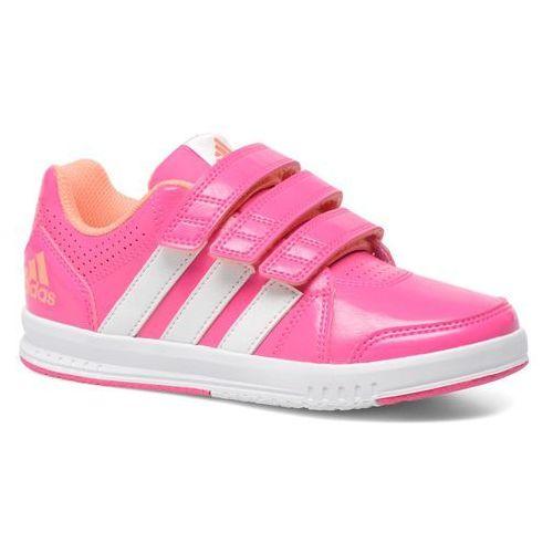 Tenisówki i trampki Adidas Performance LK Trainer 7 CF K Dziecięce Różowe (buty sportowe dla dzieci)