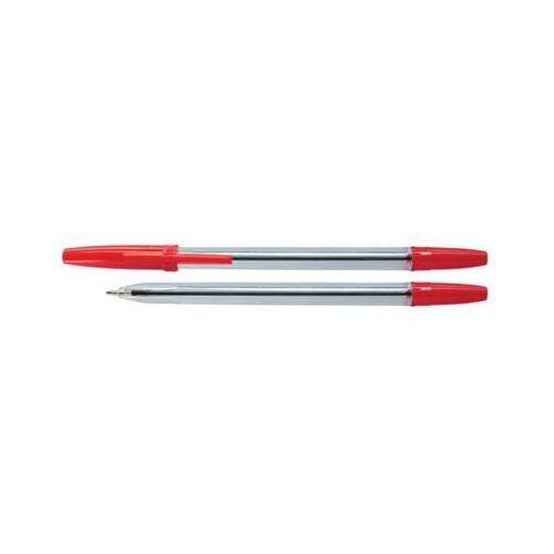 Długopis OFFICE PRODUCTS, 1,0mm, czerwony