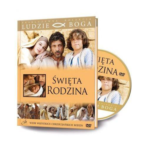 Rafael Ludzie boga. święta rodzina dvd + książka (9788366126053)