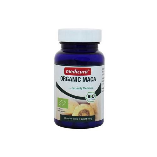 Medicura (soki aloe i noni) Maca bio 51 g (90 szt.) - medicura (4035129002884)