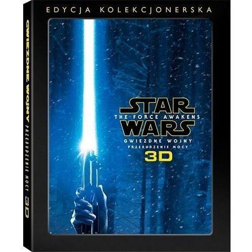 Gwiezdne wojny: przebudzenie mocy 3d. edycja kolekcjonerska (3bd) marki Galapagos
