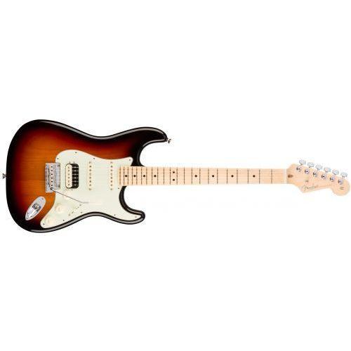 Fender American Pro Stratocaster HSS Shaw Bucker Maple Fingerboard, 3-Color Sunburst gitara elektryczna